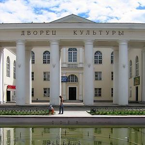 Дворцы и дома культуры Лесосибирска